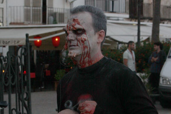 Sitges 2008: marcha zombie