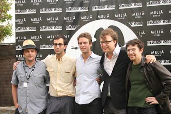 Sitges 2010 photocall